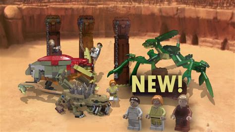 H H Builders by Lego Ideas Star Wars Geonosis Arena Execution