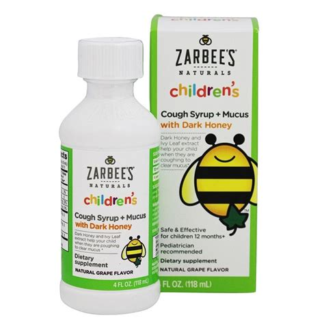 Diskon Imboost Syrup Vitamin Daya Tahan Tubuh Isi 120 Ml zarbee s naturals childrens cough syrup mucus with honey