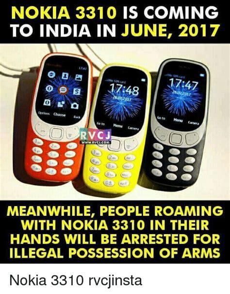 Nokia 3310 Meme - 25 best memes about rvc rvc memes