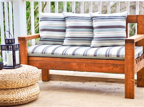 Montreal Patio Furniture by Diy Outdoor Seating Wood Bench Patio Deck Furniture Diy