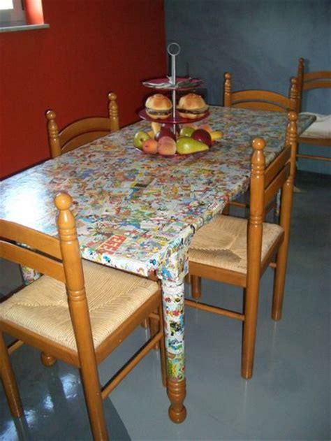 decoupage tavolo tavolo decoupage per la casa e per te arredamento di