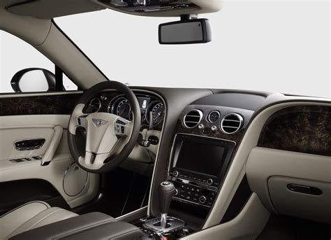 Bentley Flying Spur Interior Pictures by 2013 Bentley Flying Spur Interior 2 Forcegt
