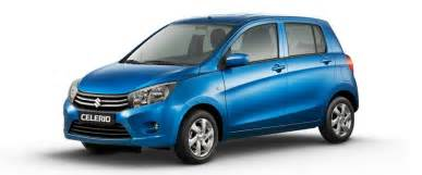Cost Of Maruti Suzuki Celerio Maruti Suzuki Celerio Reviews Price Specifications