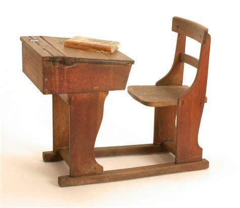 College Desks school desk 20th century original object lessons childhood victorians