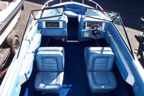 good bowrider boats 1983 renken bowrider 18 open bow used excellent