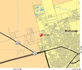 midland zip code map 79707 zip code midland profile homes