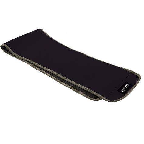 Sports Waist Trimmer Belt empower fitness waist trimmer belt black