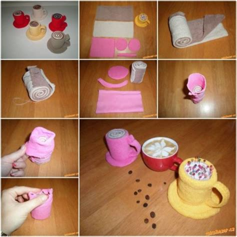 how to make sew cup pincushion step by step diy tutorial