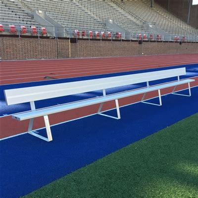football benches portable team benches