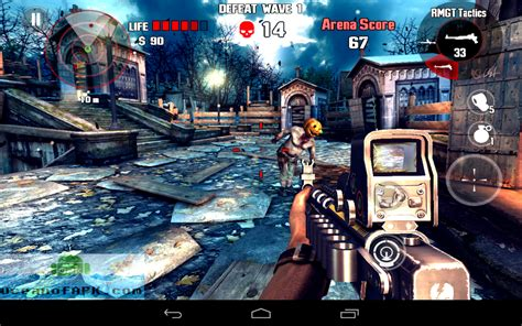 game dead trigger apk data mod dead trigger mod apk free download