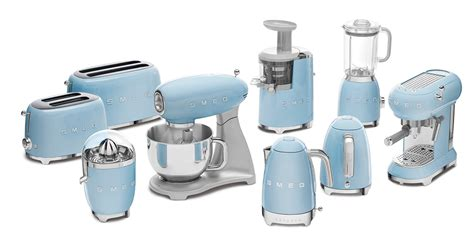 Smeg Appliances. Instore Smeg Appliances. Go Retro With