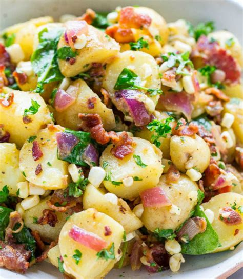 Shelf Of Potato Salad by Cooking On Bl Spare Ammo