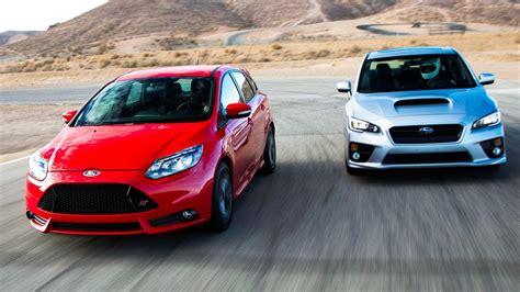 Headl Ford 2014 2015 subaru wrx vs 2014 ford focus st 2 ep 50