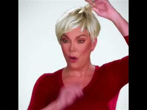 does chris jenner wear a wig kris jenner channels miranda priestley from devil wears