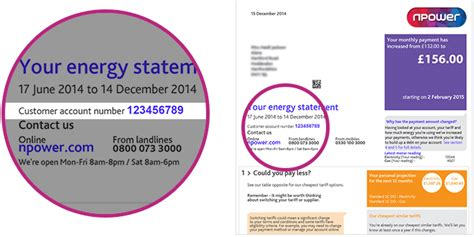 Complaints Letter To Npower Contact Us Help Support Npower