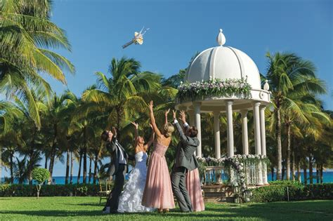 wedding at cana only in riu hotels resorts gives you a free wedding in punta