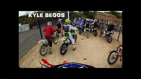 go pro motocross kyle beggs desertmartin motocross go pro 3