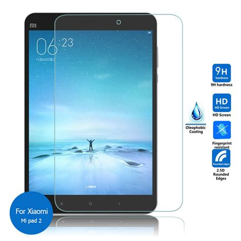 Tempered Glass Xiaomi Mipad for xiaomi mipad 2 windows tempered glass screen protector