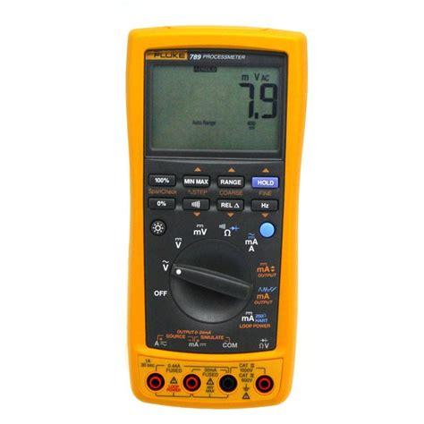 Fluke 789 Process Meter Multimeter fluke 789 process loop calibrator
