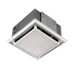 nutone bathroom fans broan nutone duct free bathroom exhaust fan 682