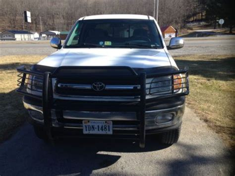 toyota tundra 3 4 2002 auto images and specification purchase used 2002 toyota tundra sr5 extended cab pickup 4 door 3 4l in bluefield virginia