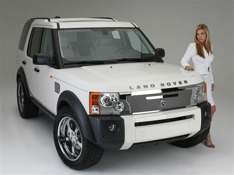 land rover lr3 white image gallery 2005 lr3 accessories