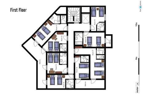Ski Lodge Floor Plans by I Ski Co Uk Ski Lodge Aigle Tignes