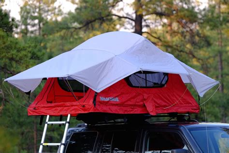 yakima tent and awning long term test yakima skyrise rooftop tent expedition