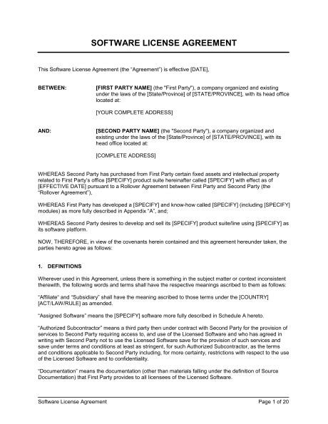 royalty license agreement template royalty free license agreement template license