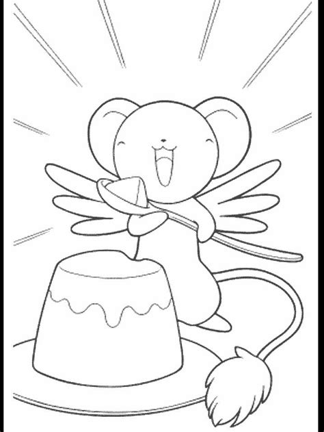 Cardcaptor Coloring Pages by 12 Best Coloring Pages Images On Coloring