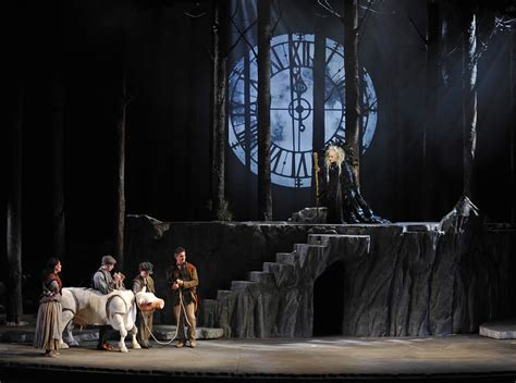 design is play into the woods theatre du chatelet paris review