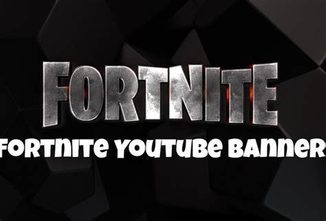 Fortnite Banner Templates Fortnite Template