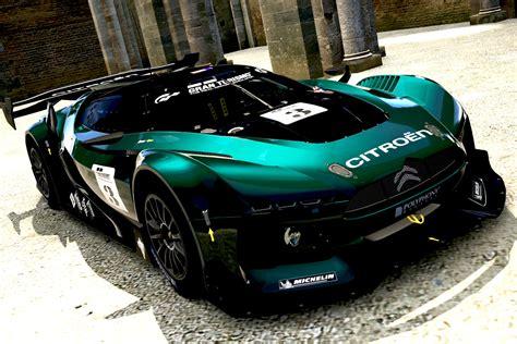 Citroen Race Car by Citroen Gt Race Car Gt5 By Whendt On Deviantart