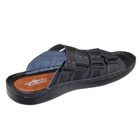 on sandals mens slip on sandals slipper casual walking