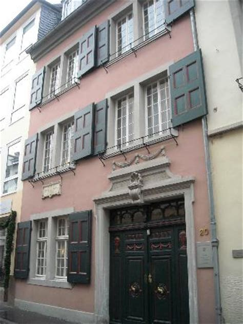 beethoven born house the house where beethoven was born picture of beethoven