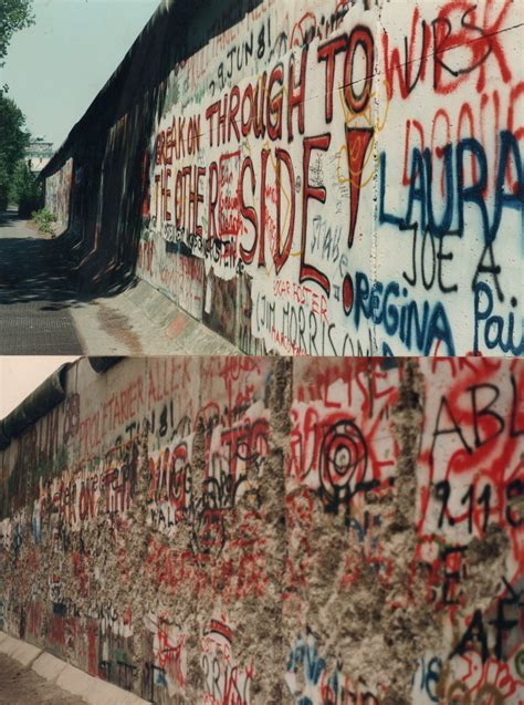 the berlin wall story my fall of the berlin wall story