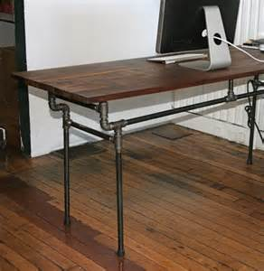 Diy Desk Legs Inspiring Esby Diy Industrial Desk
