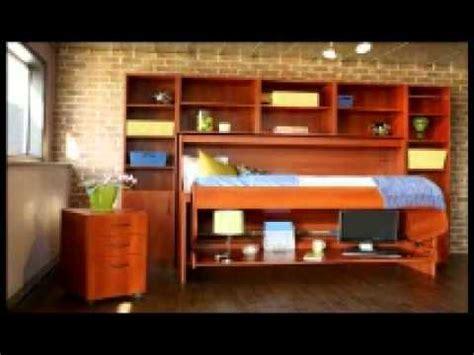 Hideaway Bed Desk by The Coolest Hideaway Desk Bed