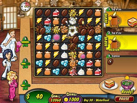 burger shop 3 free download full version no time limit play coffee rush gt online games big fish