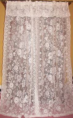 floral lace curtains 1000 images about vintage lace curtains on pinterest