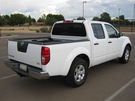2010 nissan frontier se purchase used 2010 nissan frontier se crew cab 4