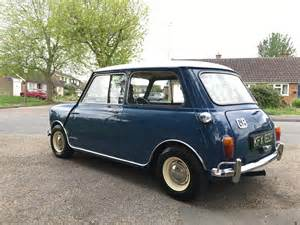 Mini Cooper 1968 For Sale 1968 Mini Cooper For Sale Classic Cars For Sale Uk