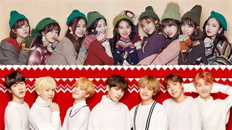 twice and bts twice and bts snag spots in billboard japan s year end