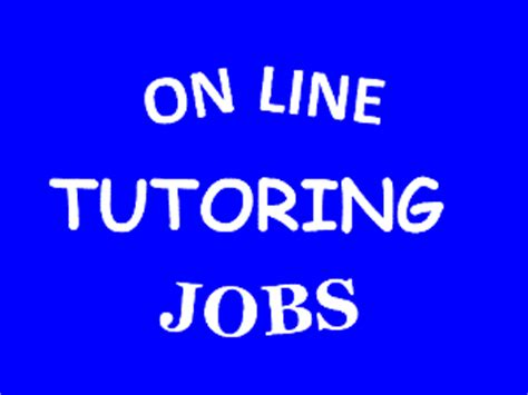 online tutorial jobs for mathematics online tutoring jobs uk distance learning tutor jobs
