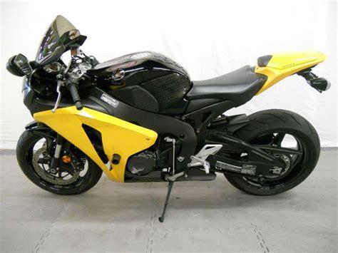 2008 honda cbr1000rr sportbike for sale on 2040motos