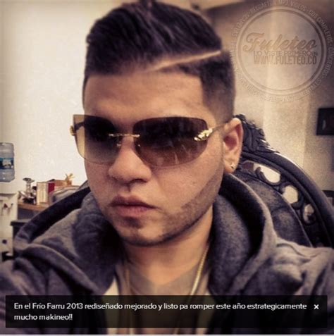 corte de cabello de farruko 2014 corte de pelo de farruko
