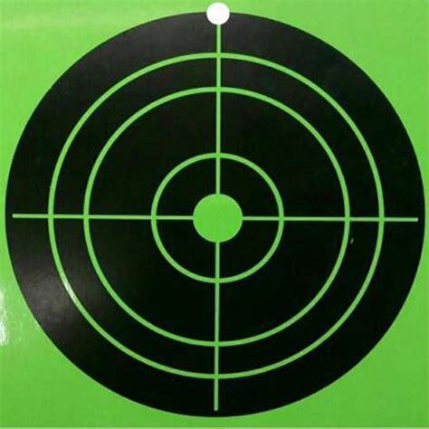 green wallpaper target 1500 pack 8 quot reactive splatter target bright fluorescent