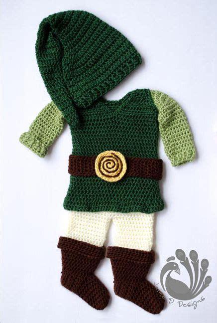 crochet pattern link zelda crochet patterns tunic tops and link costume on pinterest