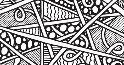 abstract doodles print to color lots of cool pages copy