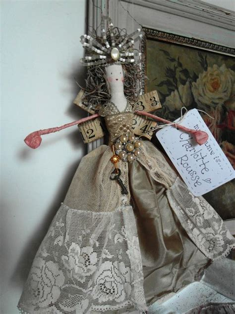 Handmade Fairies - dolls handmade and handmade on